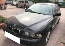 Lên đời cần bán Bmw 525i, sx 2003, số tự động, màu đen