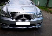 Cần tiền bán gấp S400, sản xuất 2009 Hybrid, tự động, máy xăng, màu xanh đá