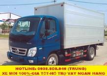 Bán xe tải 2,4 tấn, thùng dài 3,7m - LH 0938 808 946 - hỗ trợ vay ngân hàng
