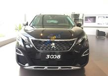 Bán xe Peugeot 3008 All new sản xuất 2018, màu đen