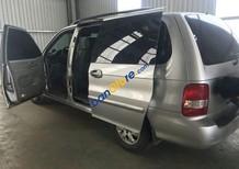 Bán ô tô Kia Carnival sản xuất 2007, màu bạc, giá chỉ 205 triệu