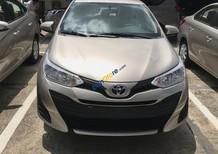 Cần bán xe Toyota Vios 1.5AT sản xuất năm 2018, màu vàng cát