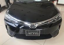 Altis 2018 mới trả thẳng và trả góp, giá cạnh tranh nhiều ưu đãi tại Toyota An Sương