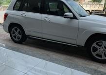 Bán xe Mercedes GLK 250 đời 2014 màu trắng