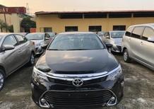 Camry 2018 mới trả thẳng và trả góp, giá cạnh tranh nhiều ưu đãi tại Toyota An Sương
