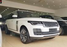 Bán Range Rover Autobiography LWB 5.0L sản xuất 2018 màu trắng mới 100%
