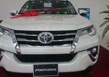 Đại lý Toyota Thái Hòa, bán Toyota Fortuner 2.7 sản xuất 2018, màu trắng, nhập khẩu, LH 0964898932