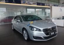 Cần bán xe Peugeot 508 năm sản xuất 2018, màu bạc, nhập khẩu