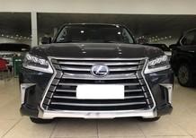 Bán Lexus LX 570 sản xuất 2016, màu đen, nhập khẩu nguyên chiếc
