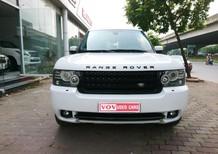 Bán ô tô LandRover Range rover năm sản xuất 2009, màu trắng, xe nhập