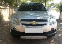 Cần bán xe Chevrolet Captiva G sản xuất năm 2008, màu bạc chính chủ, giá chỉ 298 triệu