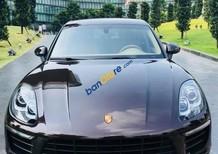 Bán Porsche Macan năm 2015, màu nâu, xe nhập ít sử dụng
