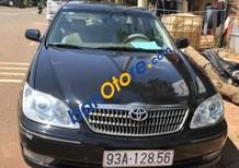 Bán xe Toyota Camry sản xuất năm 2005, màu đen