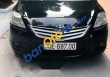 Cần bán gấp Toyota Vios E MT 2010, màu đen, 275tr