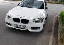 Bán xe BMW 116i sản xuất 2014, màu trắng, xe như mới