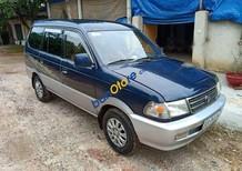 Bán Toyota Zace năm sản xuất 2001 xe gia đình