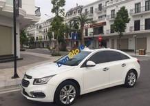 Bán Chevrolet Cruze LTZ năm sản xuất 2017, màu trắng, giá chỉ 545 triệu