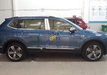 Bán ô tô Volkswagen Tiguan năm 2018, màu xanh lam, nhập khẩu nguyên chiếc
