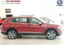 Bán Volkswagen Tiguan Allspace năm sản xuất 2018, màu đỏ, nhập khẩu