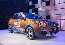 Bán xe Peugeot 3008 mới, hỗ trợ vay trả góp đến 80% xe với lãi suất ưu đãi
