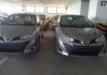 Bán Toyota Vios 1.5E số sàn, xe đủ màu giao ngay, hỗ trợ mua xe trả góp 85% giá trị xe, hotline 0987404316