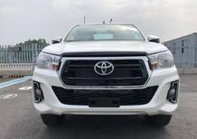 Bán Toyota Hilux 2.4E số tự động, nhập khẩu, hỗ trợ 85% giá trị xe, hotline 0987404316