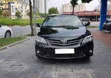 Cần bán xe Toyota Corolla altis 2012, màu đen