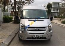 Cần bán xe Ford Transit MT 2016, màu bạc