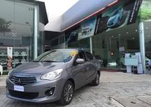 Cần bán Mitsubishi Attrage MT Eco năm sản xuất 2018, màu xám, nhập khẩu