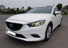 Cần bán Mazda 6 2.0AT năm 2015, màu trắng giá tốt