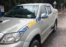 Cần bán xe cũ Toyota Hilux sản xuất 2009, nhập khẩu