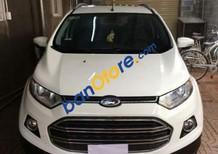 Bán xe Ford EcoSport đời 2015, màu trắng, mới đi 50000 km