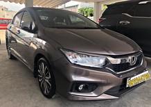 Bán Honda City bản top số tự động, đăng ký 2017, trả trước khoảng 165tr lấy xe, lh để xem xe