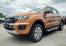 Cần bán xe Ford Ranger Wildtrak 2.0 Biturbo sản xuất 2018, nhập khẩu nguyên chiếc