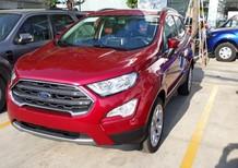 Bán Ford EcoSport Titanium 1.5L 2018, liên hệ ngay để nhận gói ưu đãi tiền mặt 20 triệu, xe đủ màu giao ngay