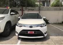 Bán xe Toyota Vios tự động, 2016, màu trắng