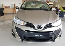 Bán Toyota Vios 1.5E - 2018, tặng 2 năm BHVC xe