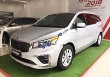 Bán ô tô Kia Sedona Platinum D sản xuất năm 2018, màu bạc