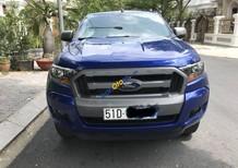 Bán Ford Ranger XLS 2.2AT sản xuất năm 2016, màu xanh lam, nhập khẩu
