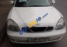 Cần bán xe cũ Daewoo Lanos năm 2001, màu trắng, giá chỉ 75 triệu