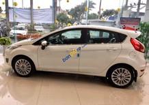 Bán Ford Fiesta màu trắng mới tại Hải Phòng giá thương lượng. Hotline: 0901336355