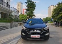 Bán Hyundai Santa Fe 2.4 sản xuất 2015, màu đen giá cạnh tranh