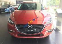Bán xe Mazda 3 1.5 FL năm 2018, màu đỏ giá cạnh tranh