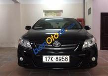 Bán Toyota Corolla altis 1.8 MT sản xuất 2009, màu đen, 410tr