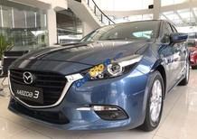 Bán xe Mazda 3 FL đời 2018, màu xanh giá tốt