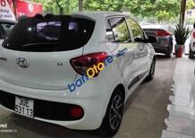Cần bán xe cũ Hyundai Grand i10 1.2 AT năm 2017, màu trắng, xe nhập