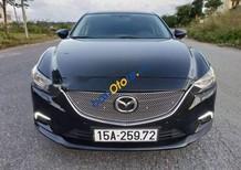 Cần bán gấp Mazda 6 2.5AT sản xuất năm 2015, màu đen