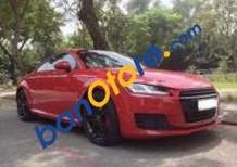 Bán Audi TT sản xuất 2016, màu đỏ, xe nhập