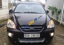 Chính chủ bán ô tô Kia Carens sản xuất 2010, màu đen