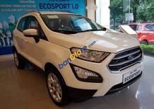 Bán ô tô Ford EcoSport 1.5AT sản xuất năm 2018, màu trắng